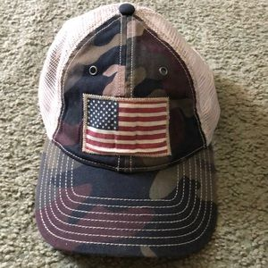 Polo Ralph Lauren American flag hat